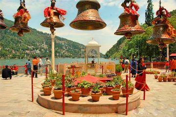 Uttarakhand - Nainital Kausani Ranikhet Corbett