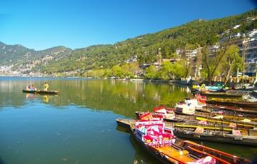 Delhi - Mussoorie – Haridwar  – Corbett  – Nainital Tour Pac