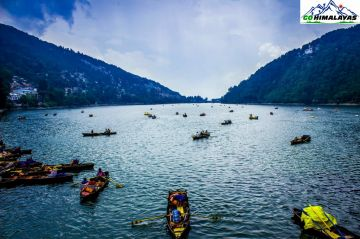 Corbett National Park & Nainital Tour