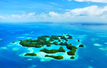 Budget Palau dive package