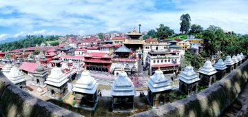 1N-2Days PASHUPATINATH DARSAN Nepal  Special Puja included