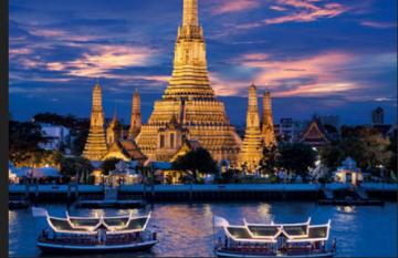 4 Nights  5 Days Thailand Tour Ex Bangalore