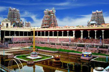 Trivandrum Kanyakumari Rameswaram- Madurai 5D/4N