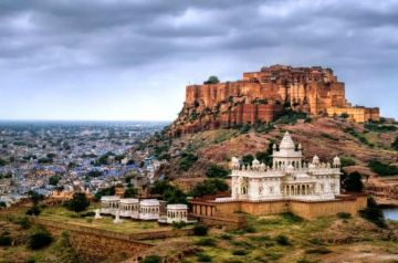 Resounding Rajasthan Family Package