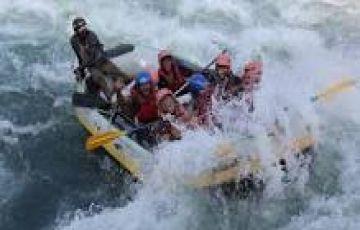 Rishikesh Rafting Package
