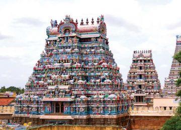 Tirupati  Madurai  Rameshwaram  Kanyakumari  Trivandrum  Thekkady Alleppey Munnar Tirupati