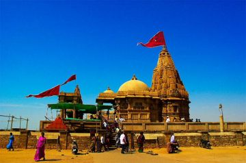 Gujarat Darshan Package 5 Nights 6 Days  starting  9500 Rs.