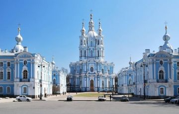 RUSSIA 5n/6days