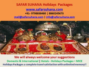 Vaishno Darshan Tour Package