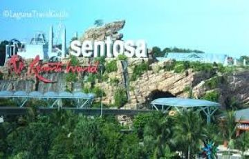 4N Singapore with Sentosa and Universal