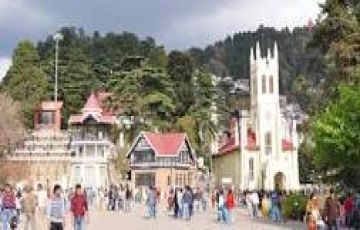 SHIMLA MANALI TOUR FOR 5 NIGHTS 6 DAYS