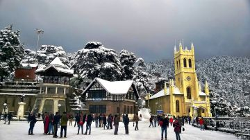 3 Days Of Fun With Friends In Shimla - 3 Star