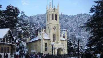 Shimla 3 days
