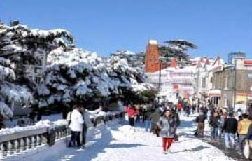 SHIMLA MANALI 5 DAYS PACKAGE FOR 6 PERSON