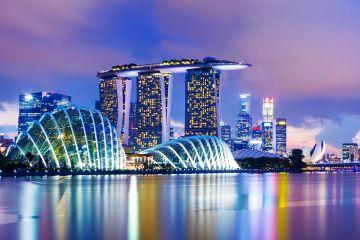 Singapore-Bali with Cruise