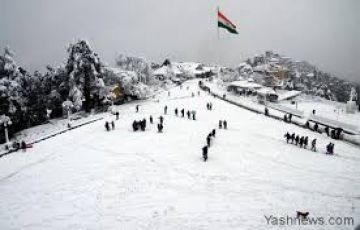 Charming Shimla with Chail Tour- Honeymoon Special By Cab/ Volvo