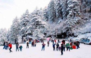 Holidays in Shimla- 3 Nights 4 Days