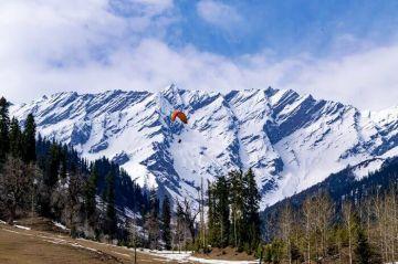 Shimla Manali Dharamshala 7 Nights/8 Days