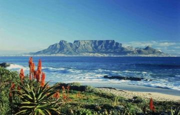Sizzling South Africa