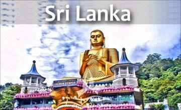 Srilankan Wonders 7N/8D - Durga Puja Special