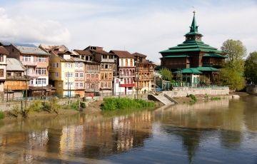 Dreamland Kashmir Package