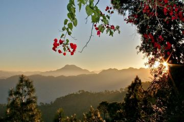 Holiday of Hill Station
