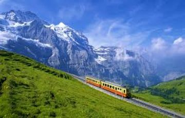SWITZERLAND Charming -8 DAYS - HONEYMOON & FAMILY ENJOY