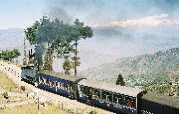 Weekend in Darjeeling