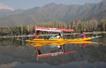 Bliss Kashmir 3N/4D Package