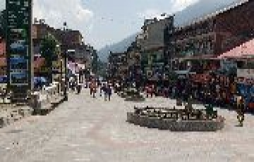 Honeymoon in Manali with Snow points