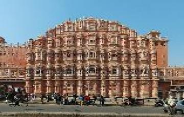 Joyous Jaipur -2 Nights -Standard by holiday yaari