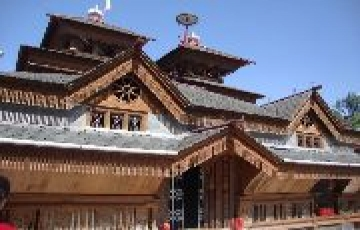 7n8d Himachal Package With Dharamshala From delhi By Private