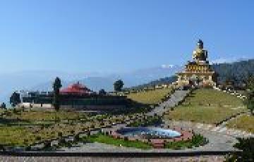 Sikkim & Darjeeling tour  7 pax  Puja Spl