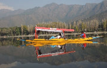 Zannat in Kashmir