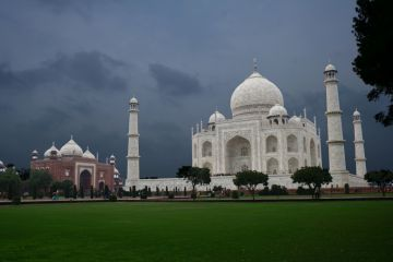 Four-Day Golden Triangle Tour, Delhi-Agra-Jaipu from New Del