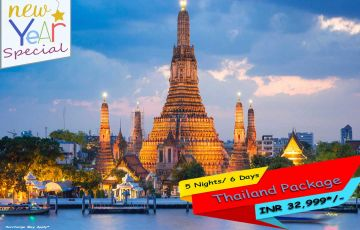 Cheap Thailand Tour Packages  New Year Offers