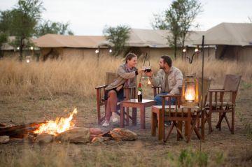7 Days & 6 Nights Lodge and Camping Safari