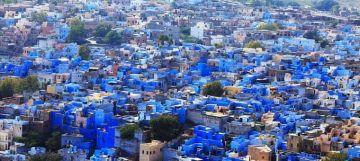 6 Days 7 Nights Jaipur -Jodhpur- Jaiselmer