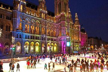 Vienna and Budapest
