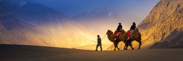 IHC- 14 WONDERS OF LADAKH Tour Package