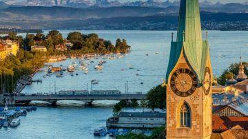 Zurich and Lucerne