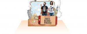 Jokes Without Borders ft. Aadar & Kautuk