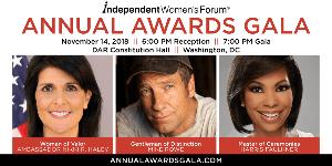 IWF's Annual Awards Gala