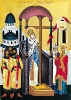 Feast of Holy Cross Shrine