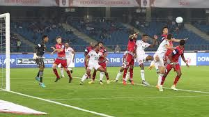 Hero Indian Super League: Delhi Dynamos FC vs Jamshedpur FC
