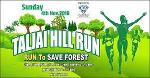 Taljai hill Marathon