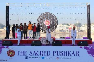 The Sacred Festival