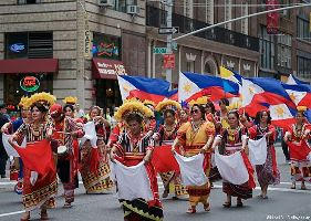Regada Water Festival 2019 in Philippines, photos, Carnival