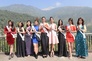 Miss Himalaya Pageant