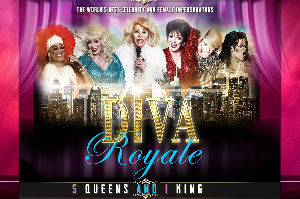 Diva Royale - Drag Queen Show